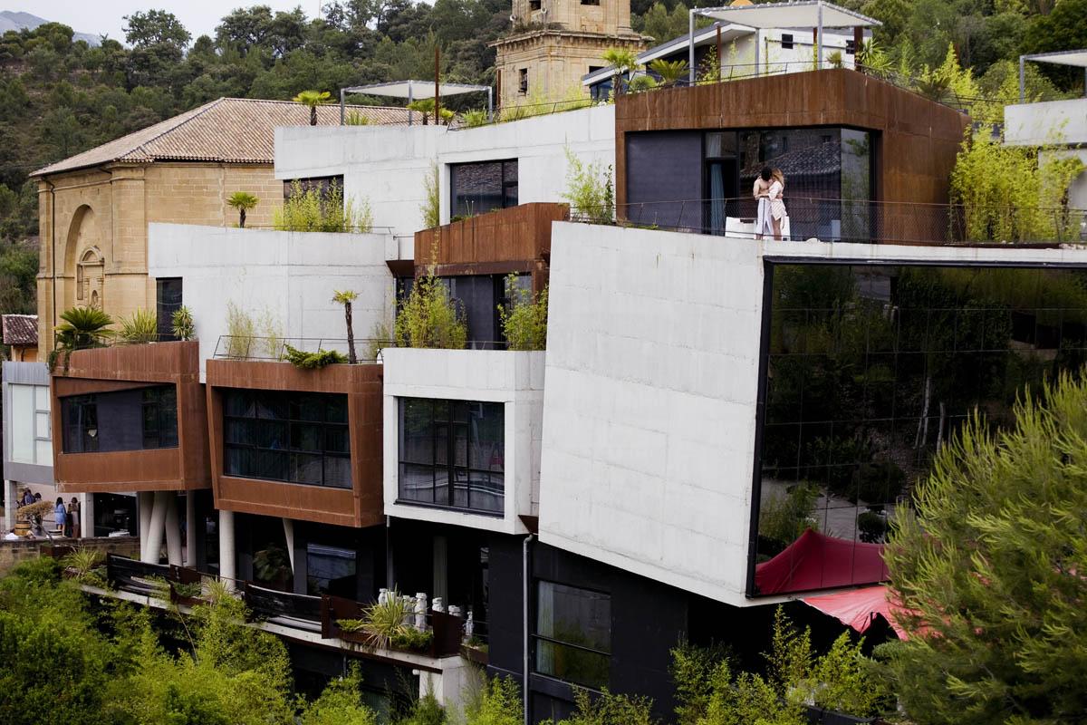 Hotel Viura en Villabuena de Álava